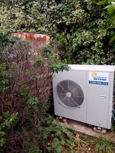 התקנת משאבת חום בדירה בירושלים