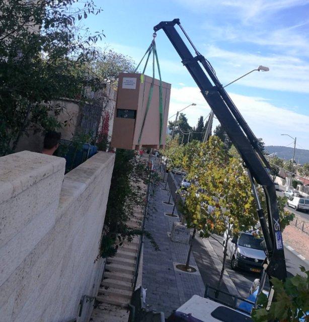 התקנת משאבות חום בוילה בירושלים