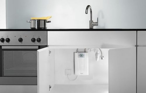 מחמם מים מיידי בחשמל Clage U-CEX