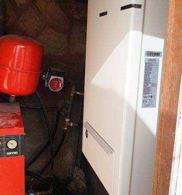 משאבת חום על חשמל